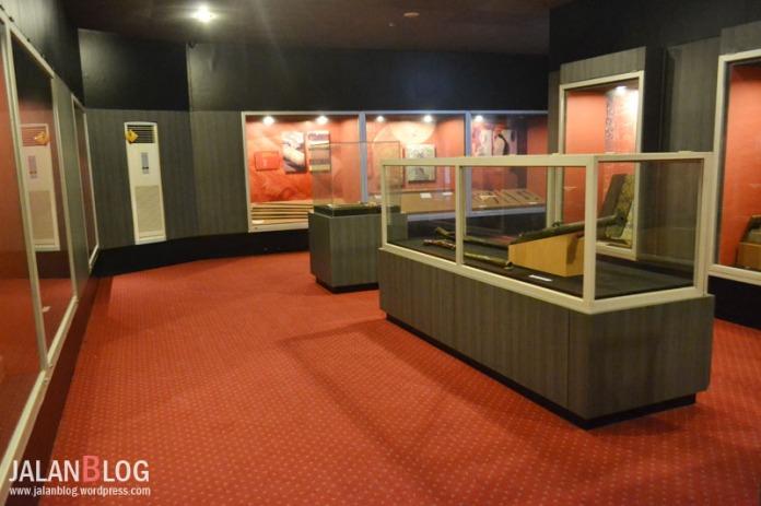 Suasana didalam Museum